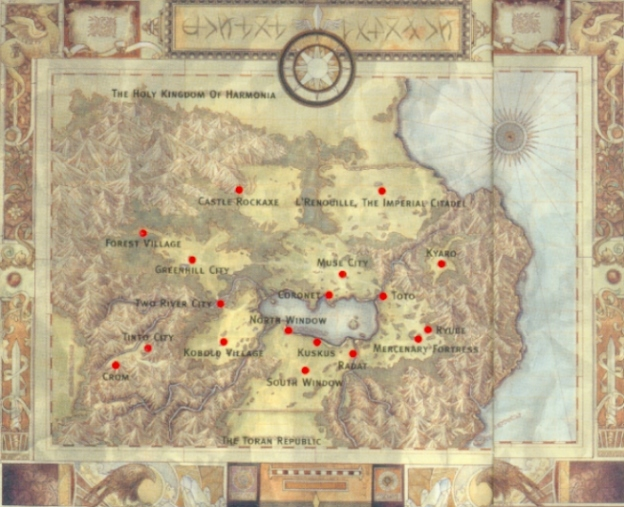 List of Synonyms and Antonyms of the Word: suikoden 2 map